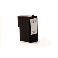Lexmark nr.32 zwart (compatible)